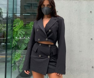 black, stylé, and fashion image