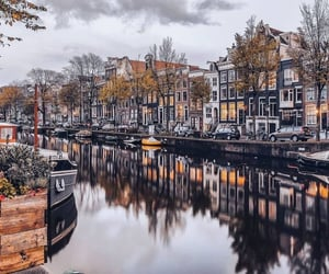 amsterdam, europe, and travel image
