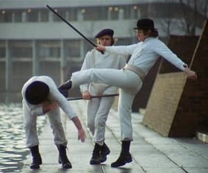film, movie, and a clockwork orange image