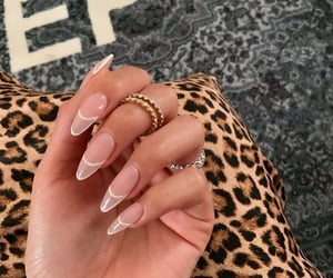 nails, fashion, and style image