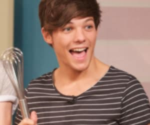 1d, louis tomlinson, and one direction image