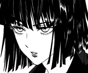 anime, one punch man, and anime girl image