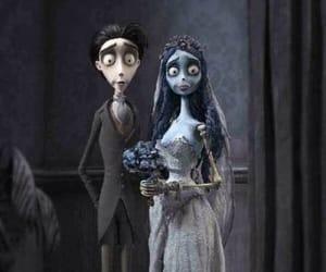 corpse bride, Halloween, and tim burton image
