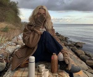 autumn, coffee break, and fall image