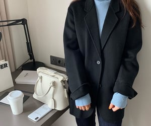 blazer, fashion, and minimal image