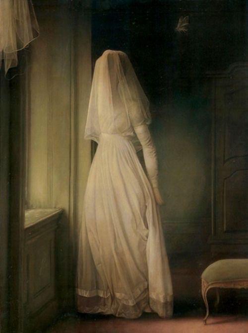 dark and painting image