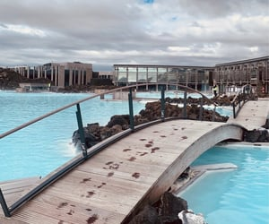 blue lagoon, Dream, and travel image