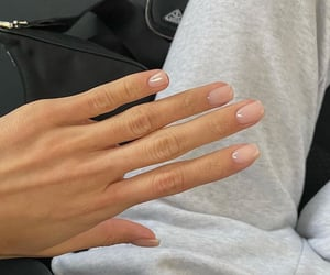 beauty, clean, and nails image