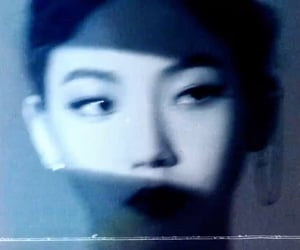 karina, aespa, and blue image