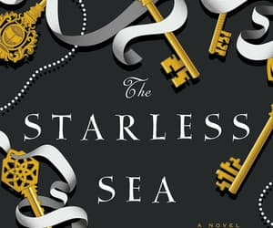 night circus, erin morgenstern, and starless sea image