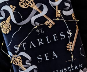 erin morgenstern and starless sea image