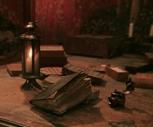 chamber of secrets, diary, and gryffindor image