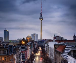berlin, destination, and europe image