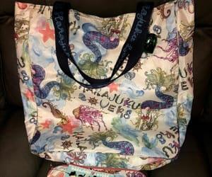 bag, kawaii, and watercolor image