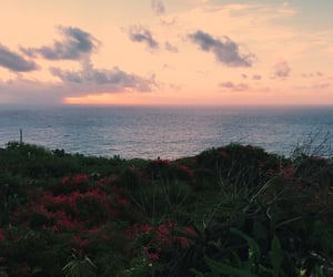 nature, sky, and ocean image