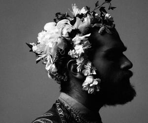 artsy, black and white, and fashion image