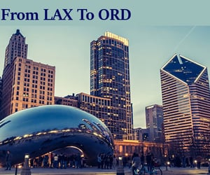 flights from lax to ord, flights lax to ord, and lax to ord flights image