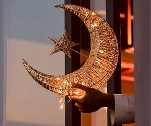 islam, light, and blessings image