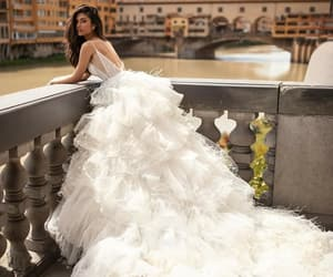 Couture, fairytale, and fashion image