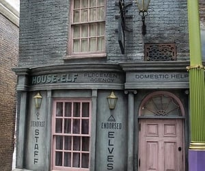 aesthetic, harry potter, and diagon alley image