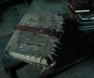 book, harry potter, and monsters image