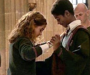 behind the scenes, cast, and emma watson image