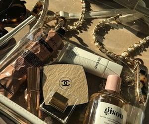 fashion, makeup, and perfume image
