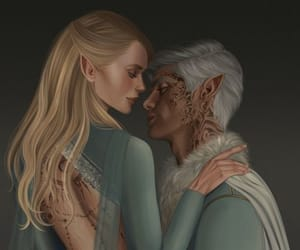 tog, book, and throne of glass image