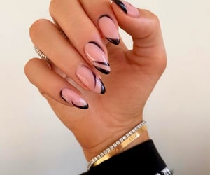 nails and blacks image