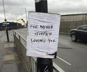 signs, loving you, and never stopped image