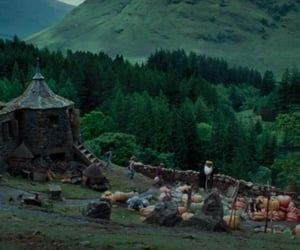 harry potter, hogwarts, and prisoner of azkaban image