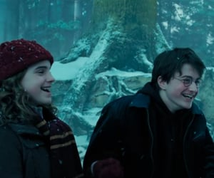 harry potter, bestfriends, and hermione granger image