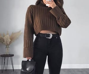 outfit, moda, and style image