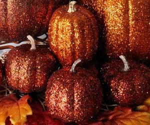 glitter, autumn, and fall image