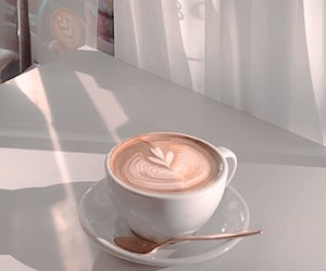coffee, fancy, and yum image