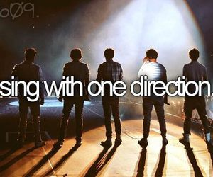 before i die, one direction, and quote image