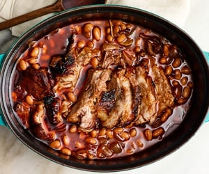 bbq, stew, and beans image