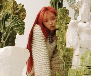 aesthetic, korean, and models image