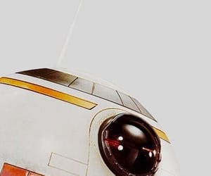 star wars, bb-8, and aesthetic image