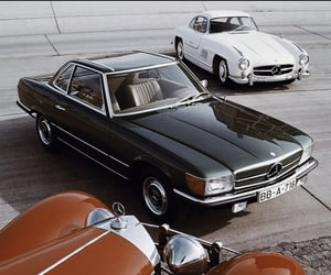 mercedes, benz, and 190 sl image