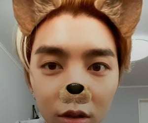 johnny, kpop, and puppy image