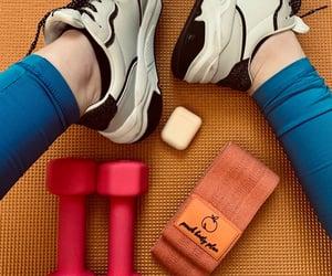 Bershka, exercise, and ipods image