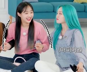 chuu, lq, and jiwoo image