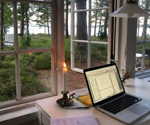 nature, study, and work image