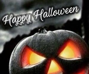 Halloween, jack-o-lantern, and pumpkin image