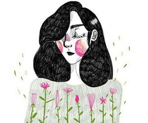 art, kathrin honesta, and Ilustration image
