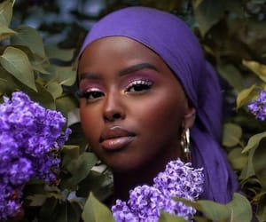 aesthetic, beauty, and hijab image