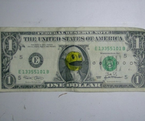 dafacing, defaced, and dollars image