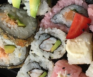 archive, sushi, and cute image