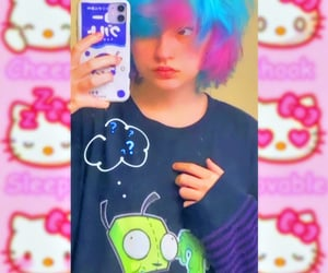 2000s, bright, and emo image